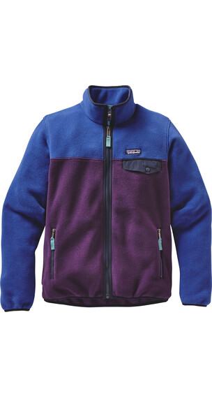 Patagonia W's Snap-T Full-Zip Jacket Panther Purple